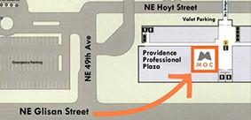 Practice location